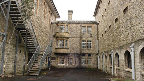 Тюрьма в городе Шептон Маллет, Англия