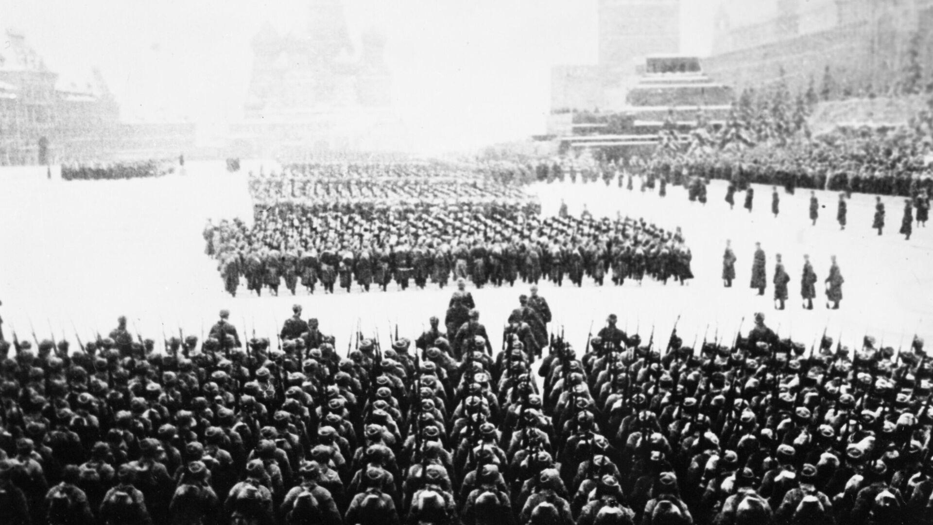Советская армия - РИА Новости, 1920, 18.12.2020
