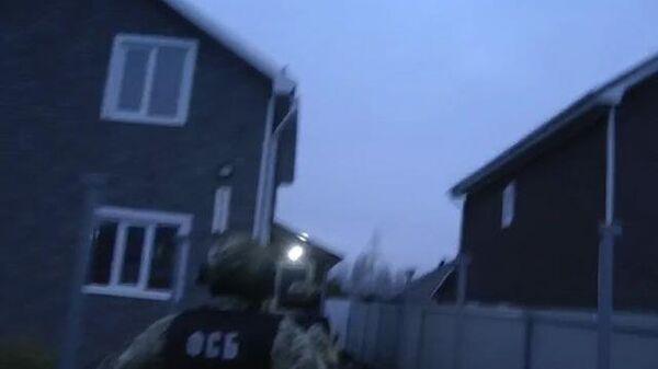 Спецоперация ФСБ против исламистов в Казани