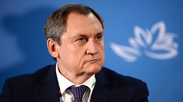 Председатель правления, генеральный директор ПАО РусГидро Николай Шульгинов