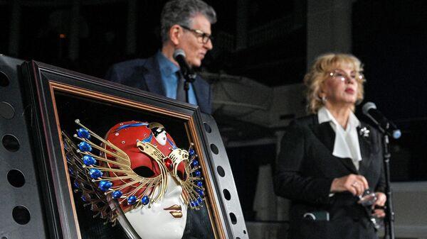 Торжественная церемония вручения Российской Национальной театральной Премии