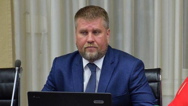 Депутат городской думы Южно-Сахалинска Александр Анистратов
