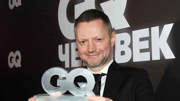 Премия Человек года – 2020 по версии журнала GQ