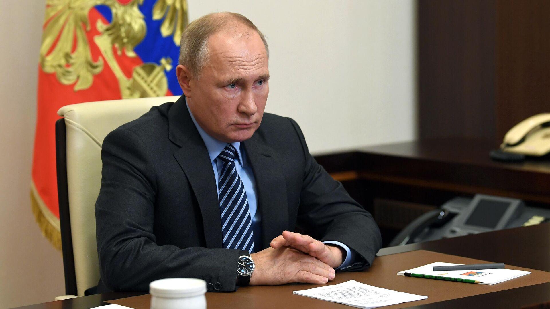 Путин утвердил план обороны на 2021–2025 годы