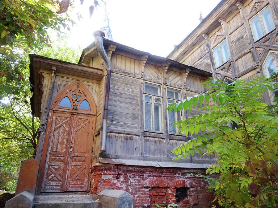 Дом пастората (1892 г.)
