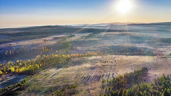 Алтачейский государственный природный заказник в Байкальском заповеднике