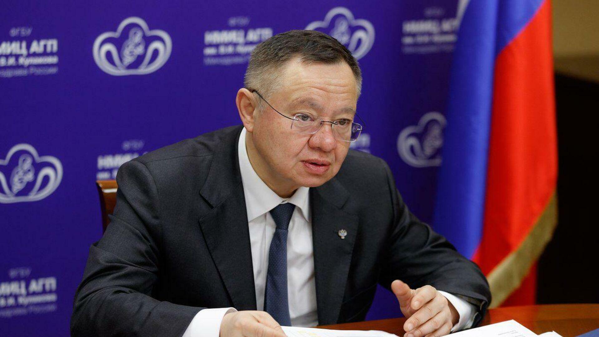 Министр строительства и жилищно-коммунального хозяйства Российской Федерации Ирек Файзуллин - РИА Новости, 1920, 05.01.2021