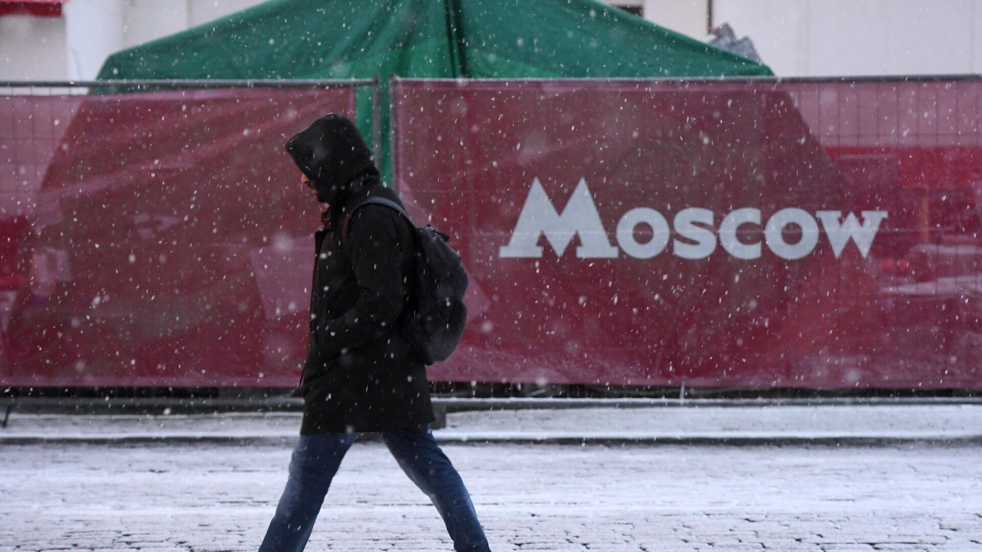 В Москве во вторник растает снег