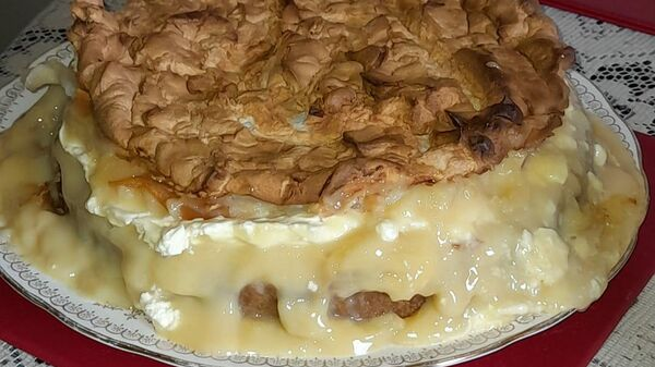 Лимонный пирог от Terry A