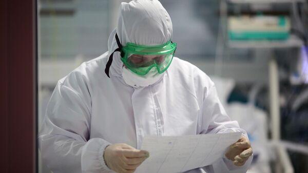 Медицинский работник в ГБУЗ Волгоградская областная инфекционная больница №2 в Волгоградской области