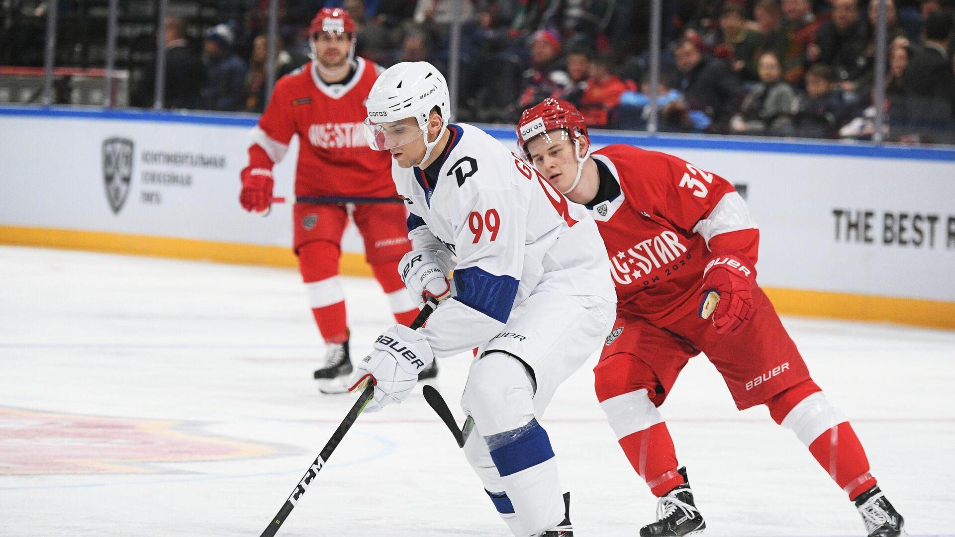 Хоккей. Матч звезд КХЛ –  2020 - РИА Новости, 1920, 08.06.2021