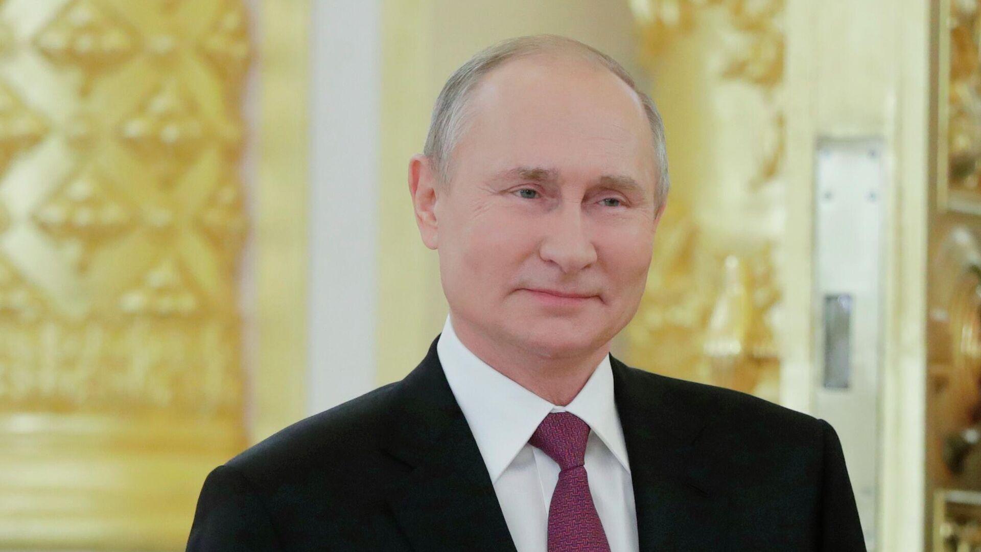 Путин заявил о больших возможностях в отношениях с ОАЭ