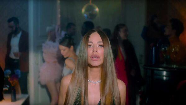 Кадр из клипа Ани Лорак - Страдаем и любим