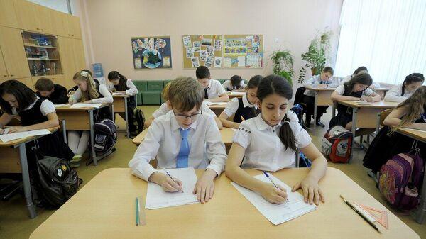 Старт Всероссийских проверочных работ для школьников