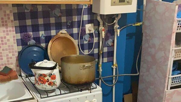 Квартира, в которой пять человек умерли от отравления бытовым газом, Оренбургская область
