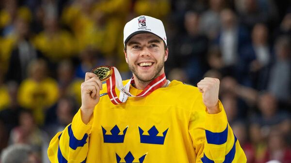 Хоккеист Магнус Пяярви-Свенссон