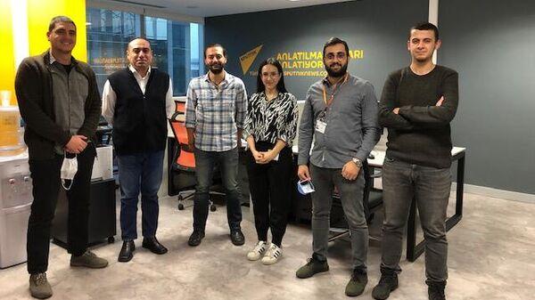 Sputnik открыл представительство в Анкаре