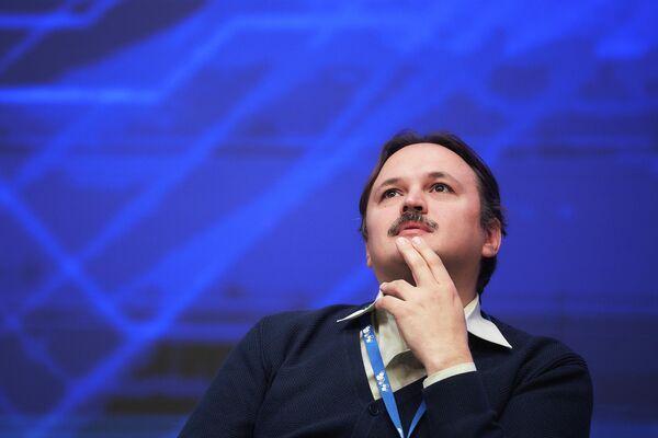 Участник первой Международной педагогической конференции Подготовка кадров для цифровой экономики