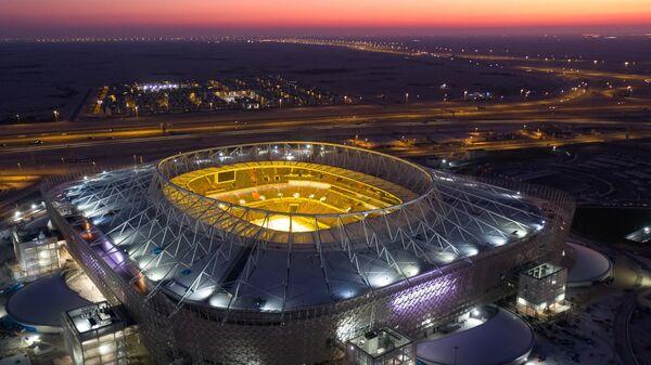 Стадион ЧМ-2022 в Катаре