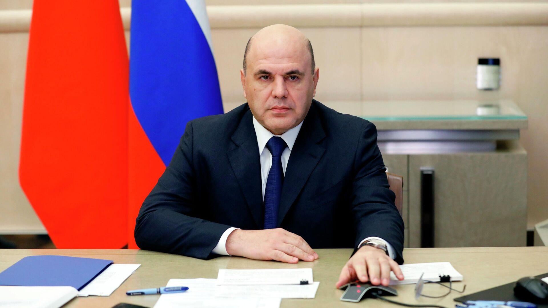 Мишустин объявил  оличной ответственности глав регионов завакцинацию