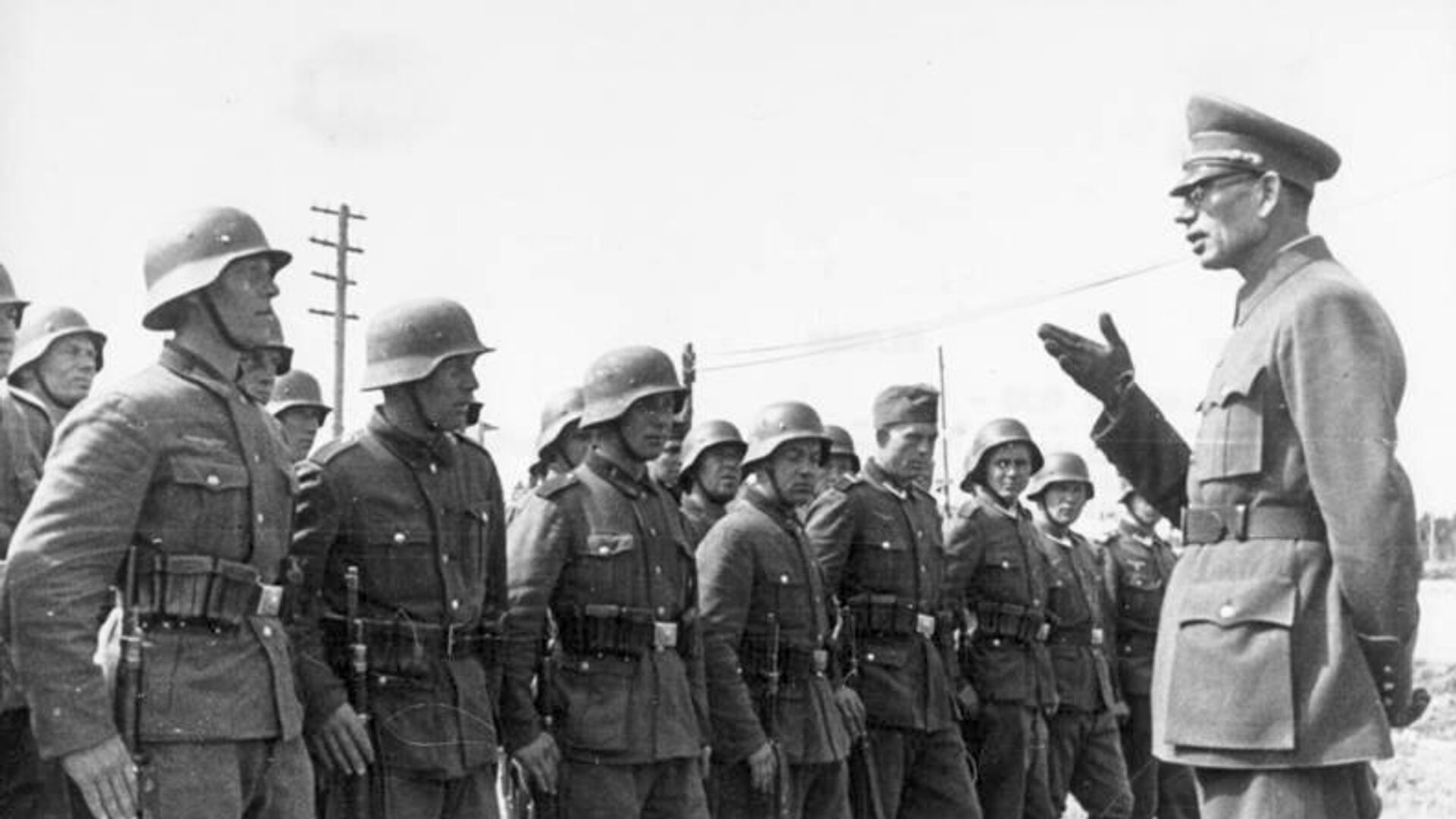 Генерал Андрей Власов  - РИА Новости, 1920, 07.12.2020