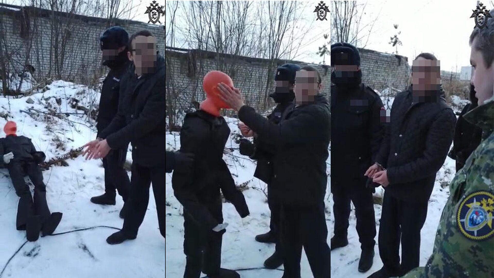 Двоих жителей Дзержинска заподозрили в сожжении женщины заживо