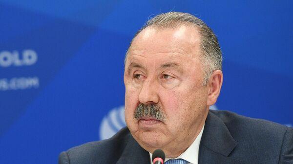 Председатель комитета Государственной Думы РФ по делам национальностей Валерий Газзаев