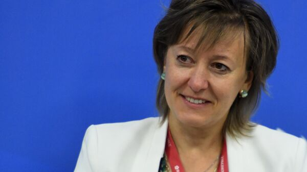 Член коллегии по торговле Евразийской экономической комиссии Вероника Никишина
