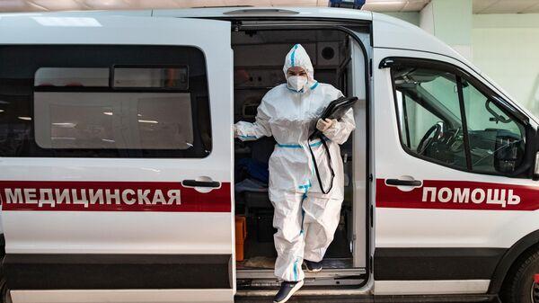 В Роспотребнадзоре назвали условие для завершения пандемии COVID-19