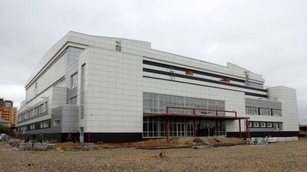 Строительство Дворца игровых видов спорта в Ивановской области
