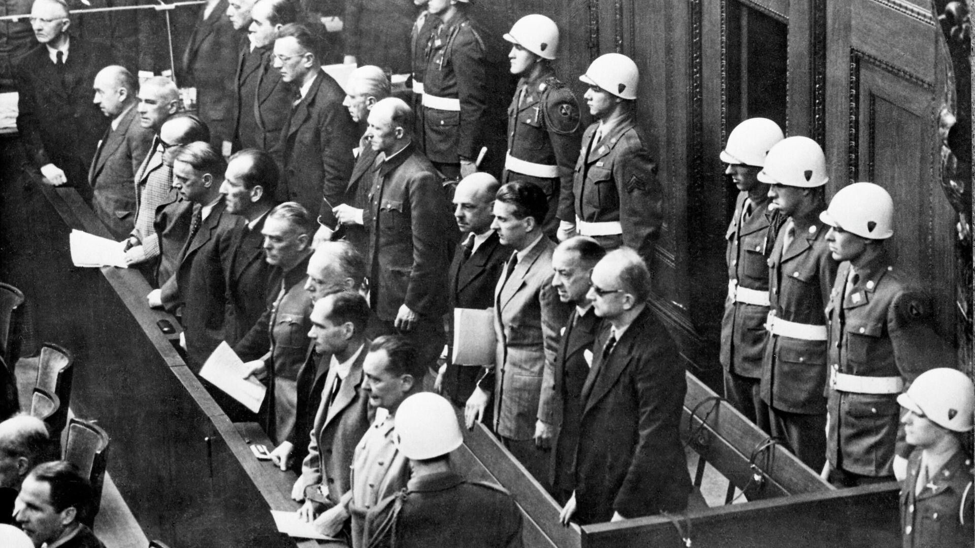 """""""Нюрнберг. Начало мира"""" и SuperJob проверили знания россиян о трибунале"""