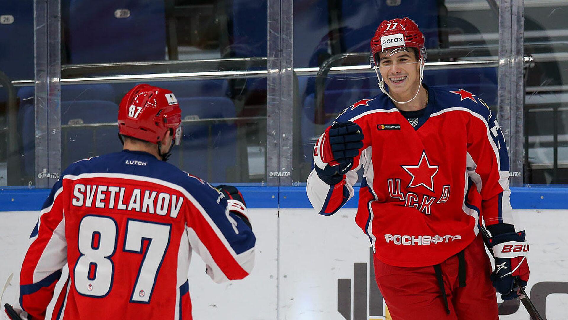 Новости хоккейного клуба цска москва последние ночные клубы москвы веб камера