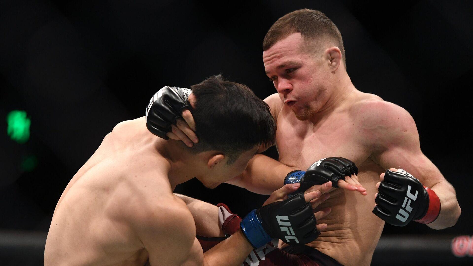 UFC Fight Night в Москве - РИА Новости, 1920, 05.03.2021