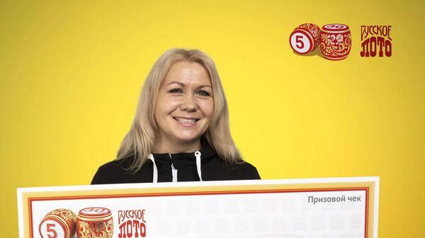 Вера Карпенко, выигравшая 10 миллионов рублей