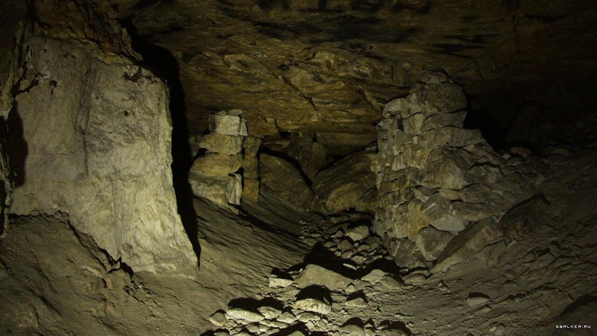 Сьяновские пещеры - РИА Новости, 1920, 17.12.2020