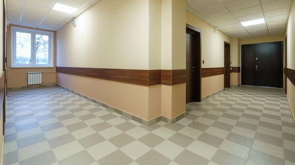 Здание кинологического центра УВД на Московском метрополитене
