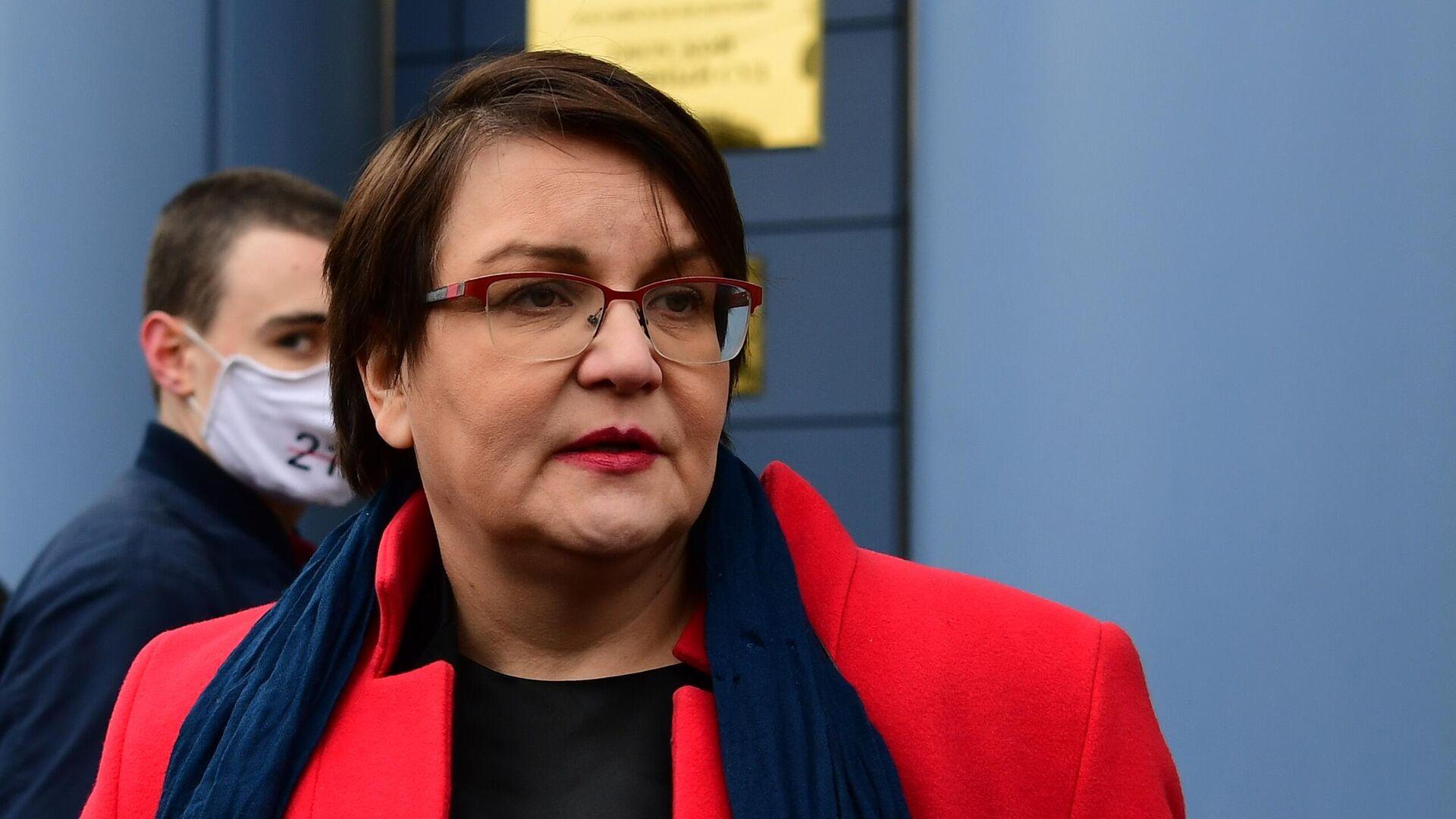Суд дал депутату Галяминой два года условно за нарушения на митингах