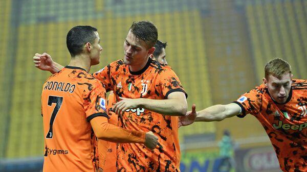 Футболисты Ювентуса