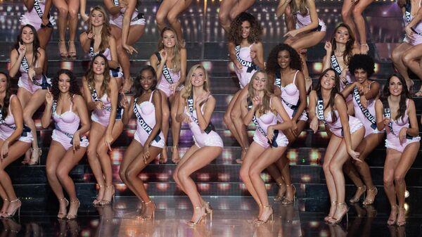 Конкурс красоты Мисс Франция-2021