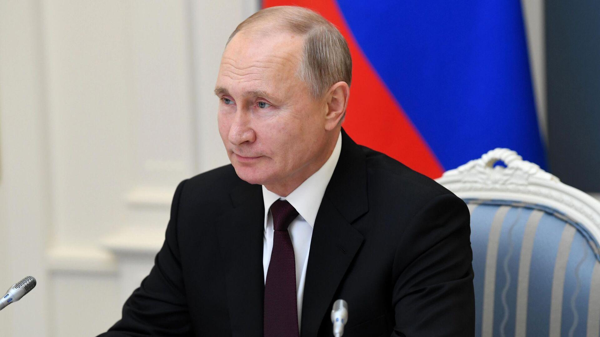 """Путин попросил Жириновского не обижаться на """"Единую Россию"""""""