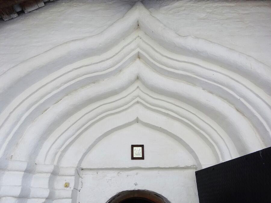 Успенский монастырь, Успенская Дивная церковь