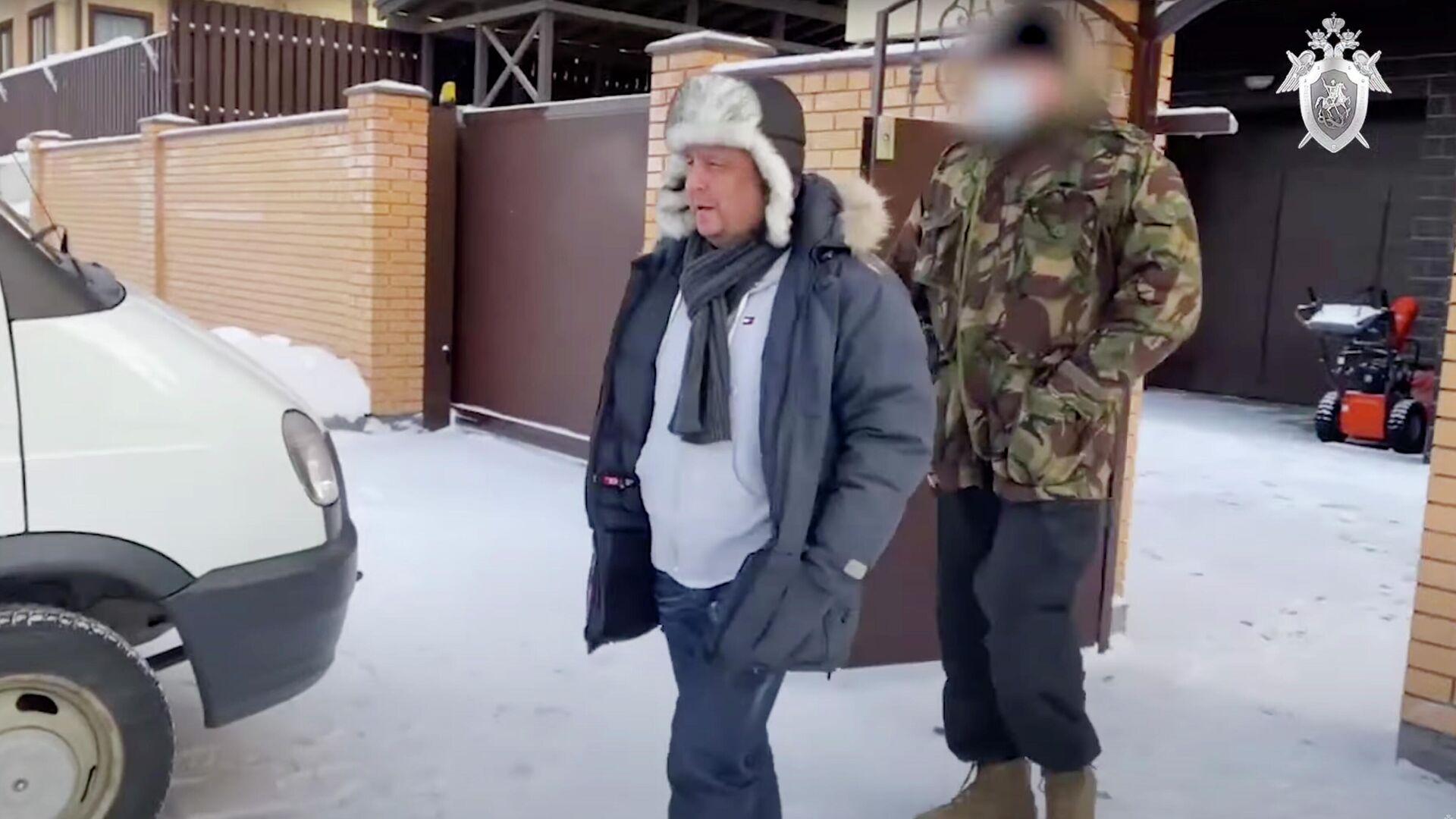 В Новосибирской области арестовали  начальника управления автодорогами