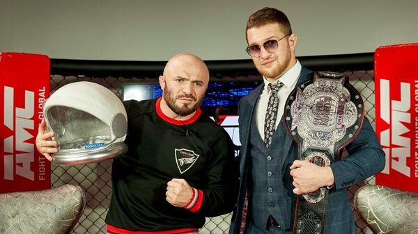 Магомед Исмаилов и Владимир Минеев (слева направо)