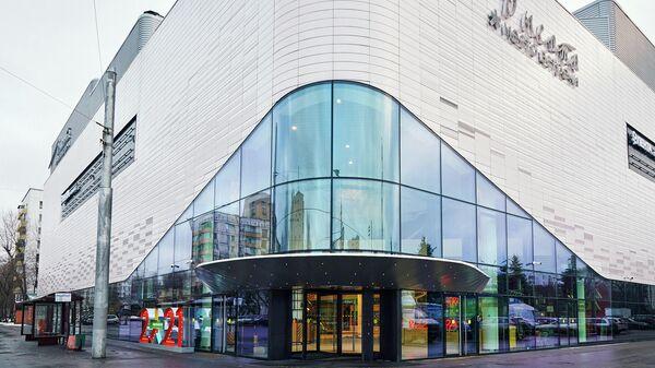 Торговый центр на месте кинотеатра Высота в Москве