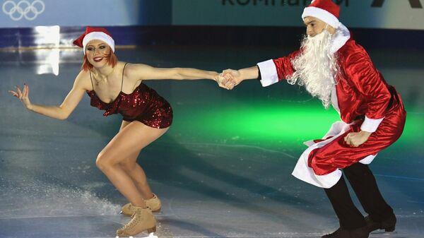 Фигурное катание. Чемпионат России. Показательные выступления
