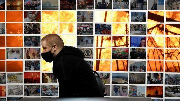 Прощай, 2020-й год: COVID, пожары и протесты