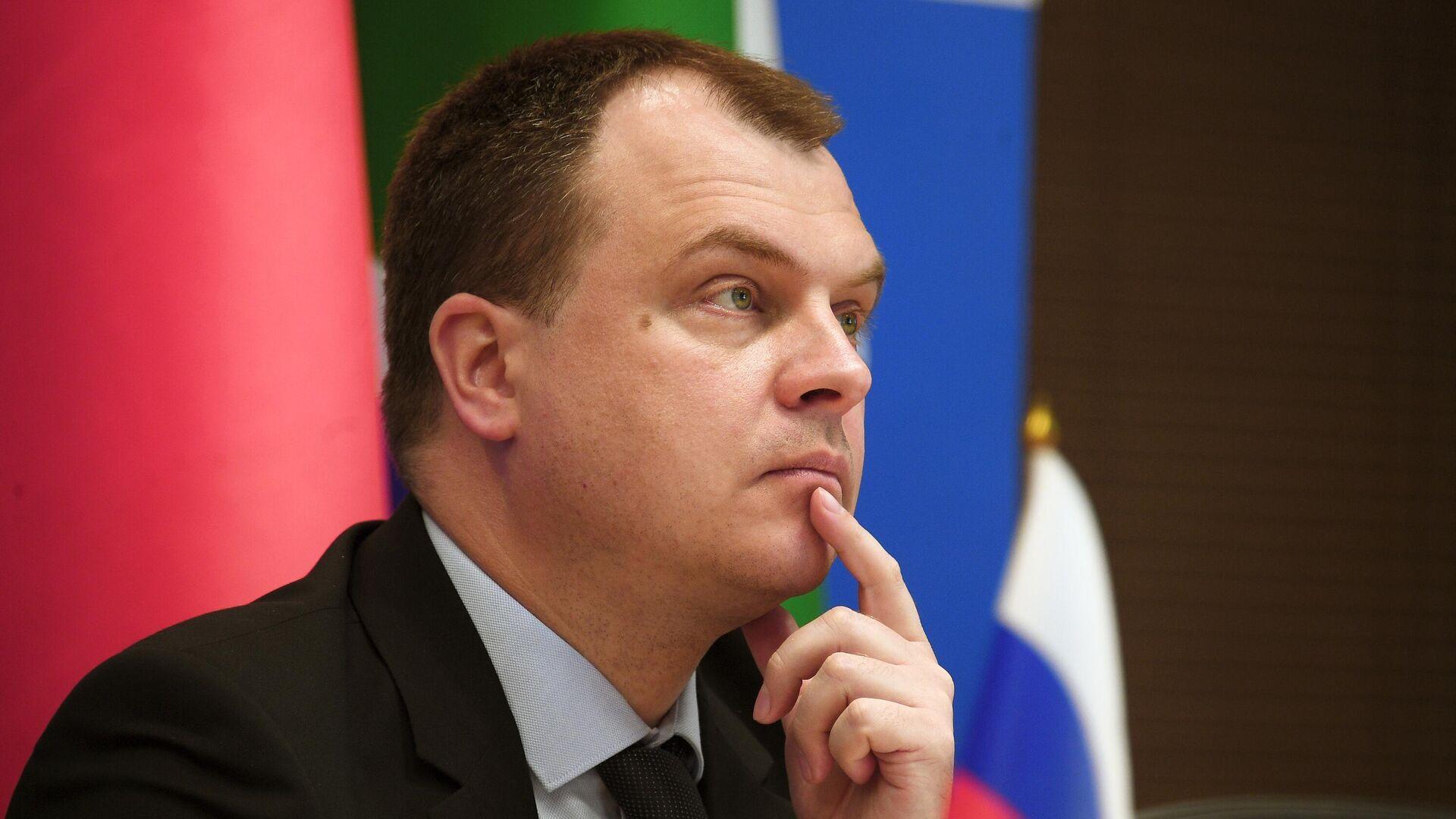 Главой Росстандарта назначили Антона Шалаева