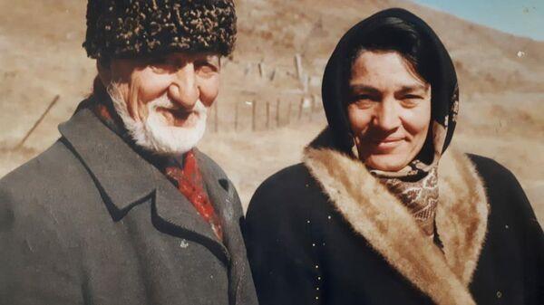 Зияутдин и Патимат