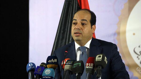 Вице-председатель Президентского совета Ливии Ахмед Майтыг
