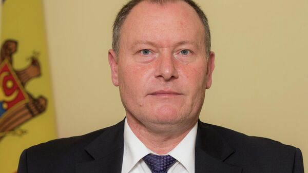 Глава МИД Молдавии Аурелий Чокой